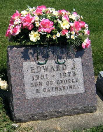 MCCUSKER, EDWARD J. - Delaware County, Iowa | EDWARD J. MCCUSKER