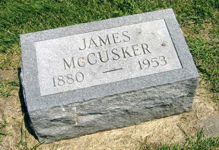 MCCUSKER, JAMES - Delaware County, Iowa   JAMES MCCUSKER