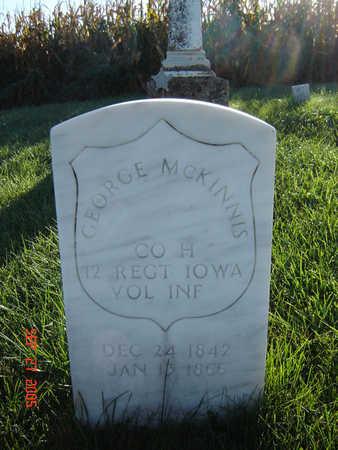 MCKINNIS, GEORGE - Delaware County, Iowa | GEORGE MCKINNIS