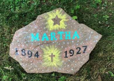 GIENAPP MCMONIGAL, MARTHA ANNA LOUISE - Delaware County, Iowa | MARTHA ANNA LOUISE GIENAPP MCMONIGAL