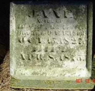 MCNEILL, JANE - Delaware County, Iowa   JANE MCNEILL