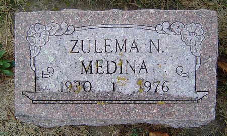 MEDINA, ZULEMA N. - Delaware County, Iowa | ZULEMA N. MEDINA