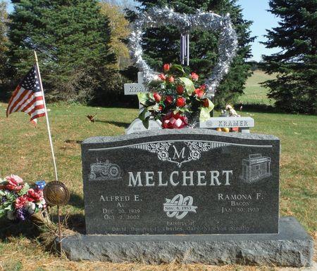 MELCHERT, ALFRED E.
