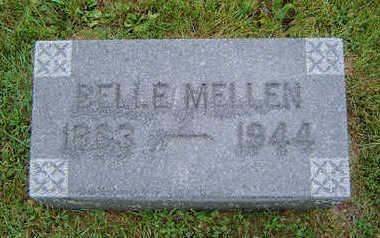 MELLEN, BELLE - Delaware County, Iowa | BELLE MELLEN