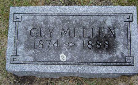 MELLEN, GUY - Delaware County, Iowa | GUY MELLEN