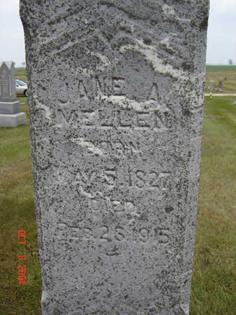 MELLEN, JANE A. - Delaware County, Iowa | JANE A. MELLEN