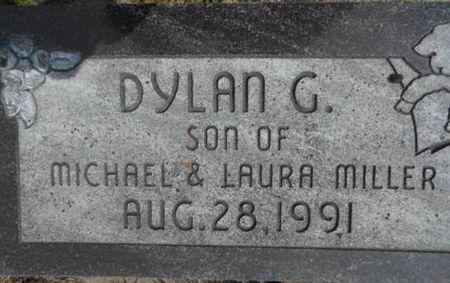 MILLER, DYLAN G. - Delaware County, Iowa | DYLAN G. MILLER