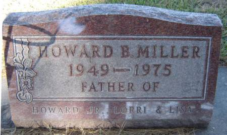 MILLER, HOWARD B. - Delaware County, Iowa | HOWARD B. MILLER