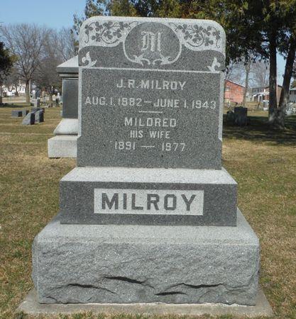 MILROY, J. R. - Delaware County, Iowa | J. R. MILROY