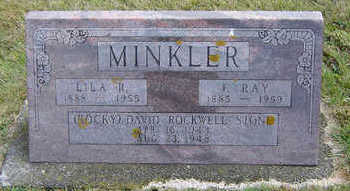 STONE, DAVID ROCKWELL - Delaware County, Iowa | DAVID ROCKWELL STONE
