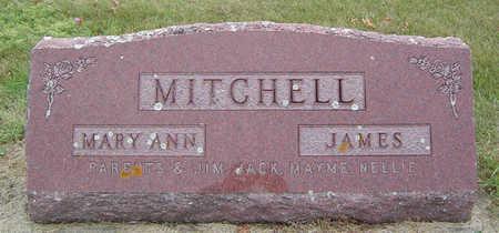 NOLAN MITCHELL, MARY ANN - Delaware County, Iowa | MARY ANN NOLAN MITCHELL