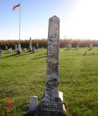 BRAGG MOOMAW, ELIZABETH - Delaware County, Iowa | ELIZABETH BRAGG MOOMAW