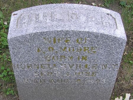 MOORE, HULUAH - Delaware County, Iowa | HULUAH MOORE
