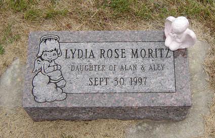 MORITZ, LYDIA ROSE - Delaware County, Iowa | LYDIA ROSE MORITZ