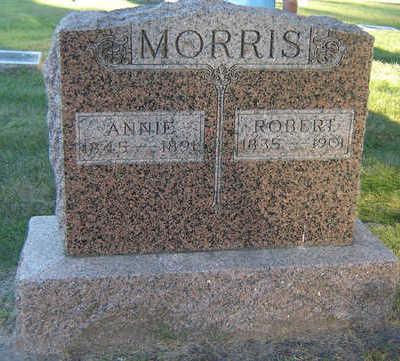 MORRIS, ANNIE - Delaware County, Iowa   ANNIE MORRIS