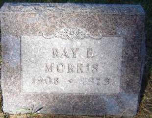 MORRIS, RAY F. - Delaware County, Iowa | RAY F. MORRIS