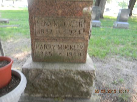 MUCKLER, HARRY - Delaware County, Iowa | HARRY MUCKLER