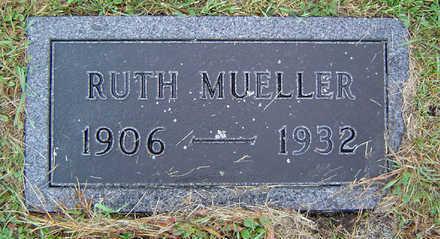 MUELLER, RUTH - Delaware County, Iowa | RUTH MUELLER