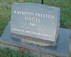NAGEL, RAYMOND PRESTON - Delaware County, Iowa | RAYMOND PRESTON NAGEL