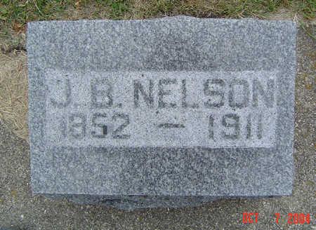 NELSON, JOSEPH B. - Delaware County, Iowa | JOSEPH B. NELSON