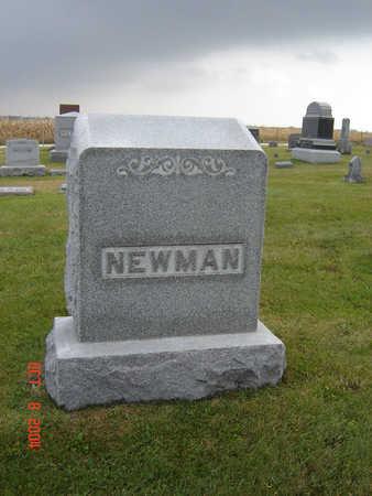 NEWMAN, FAMILY - Delaware County, Iowa | FAMILY NEWMAN