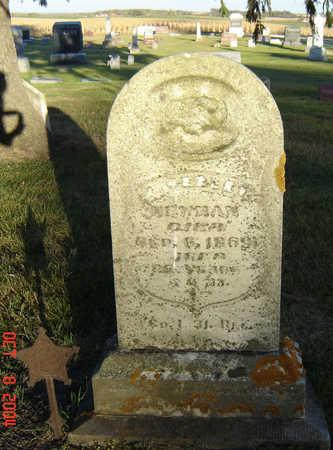 NEWMAN, J. WESLEY - Delaware County, Iowa | J. WESLEY NEWMAN