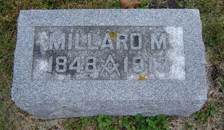 NEWMAN, MILLARD M. - Delaware County, Iowa | MILLARD M. NEWMAN
