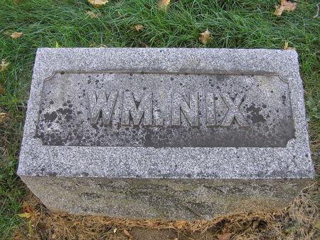 NIX, WM. - Delaware County, Iowa | WM. NIX