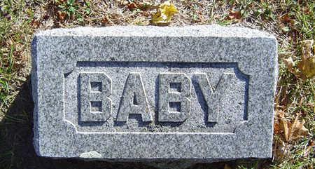 NOBLE, BABY - Delaware County, Iowa | BABY NOBLE