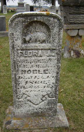 NOBLE, FLORA A. - Delaware County, Iowa | FLORA A. NOBLE
