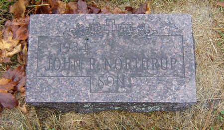 NORTHRUP, JOHN R. - Delaware County, Iowa   JOHN R. NORTHRUP