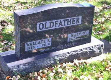 OLDFATHER, MARY W. - Delaware County, Iowa | MARY W. OLDFATHER