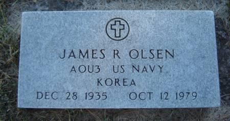 OLSEN, JAMES R. - Delaware County, Iowa   JAMES R. OLSEN