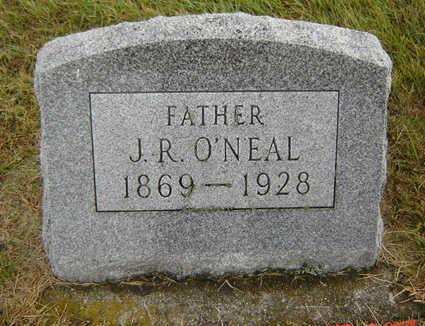 O'NEAL, JOHN RALPH - Delaware County, Iowa   JOHN RALPH O'NEAL
