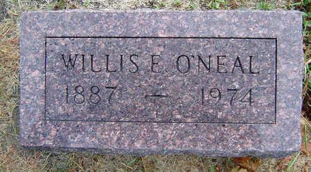 O'NEAL, WILLIS E. - Delaware County, Iowa | WILLIS E. O'NEAL