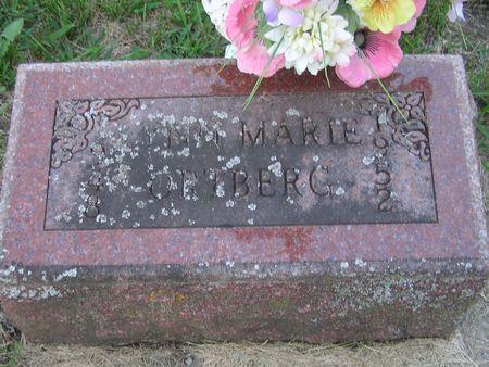 ORTBERG, LYNN MARIE - Delaware County, Iowa   LYNN MARIE ORTBERG