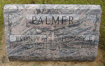 PALMER, EVON V. - Delaware County, Iowa | EVON V. PALMER