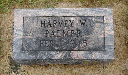 PALMER, HARVEY W. - Delaware County, Iowa | HARVEY W. PALMER