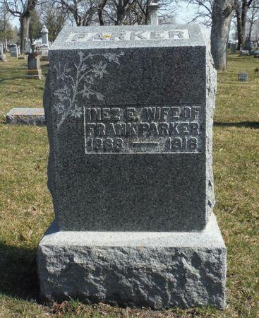 PARKER, INEZ - Delaware County, Iowa | INEZ PARKER