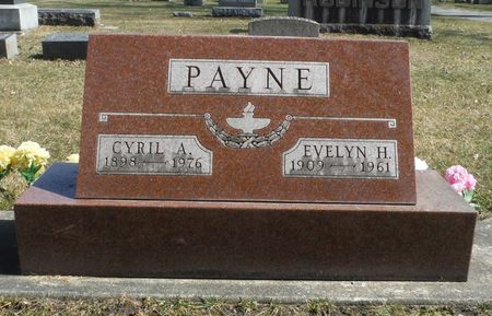 PAYNE, EVELYN H. - Delaware County, Iowa | EVELYN H. PAYNE