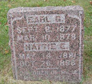 PEET, HATTIE E. - Delaware County, Iowa | HATTIE E. PEET