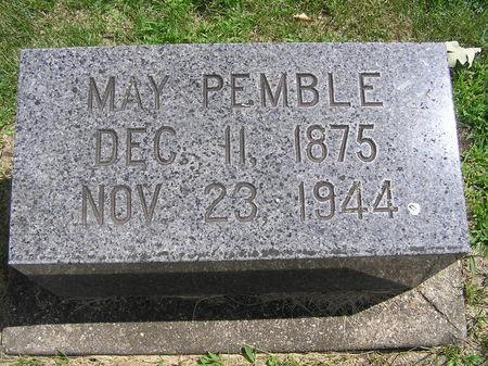 PEMBLE, MAY - Delaware County, Iowa | MAY PEMBLE