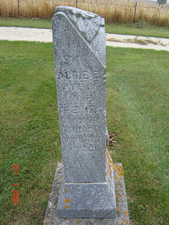 FEAR PERRY, ADDIE E. - Delaware County, Iowa | ADDIE E. FEAR PERRY