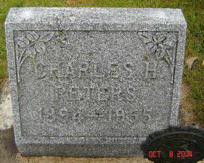 PETERS, CHARLES H. - Delaware County, Iowa | CHARLES H. PETERS
