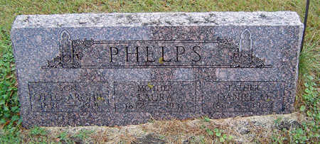 LEFFINGWELL PHELPS, LAURA - Delaware County, Iowa | LAURA LEFFINGWELL PHELPS