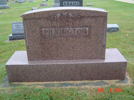 WOODAL PILKINGTON, CAROLINE - Delaware County, Iowa | CAROLINE WOODAL PILKINGTON