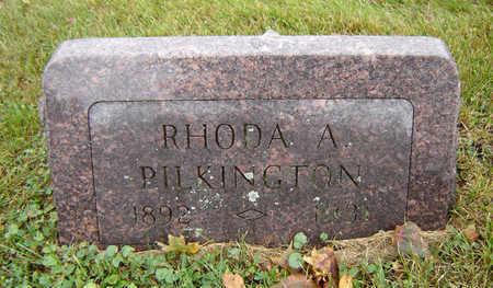 PILKINGTON, RHODA A. - Delaware County, Iowa | RHODA A. PILKINGTON