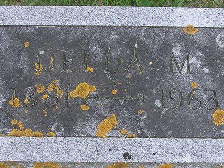 POUND, DELLA M. - Delaware County, Iowa | DELLA M. POUND
