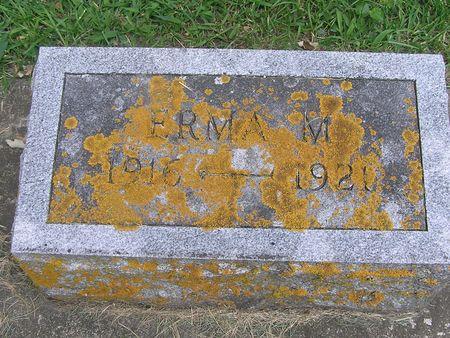 POUND, ERMA M. - Delaware County, Iowa | ERMA M. POUND