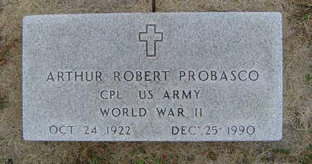 PROBASCO, ARTHUR ROBERT - Delaware County, Iowa   ARTHUR ROBERT PROBASCO